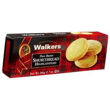 セール 【FOOD de WINE】ウォーカー ハイランダーショートブレッド 200g / 三菱食品(Walkers) 0ml