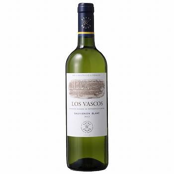 2012 ロス ヴァスコス ソーヴィニヨン ブラン /ロス ヴァスコス(Los Vascos Sauvignon Blanc )