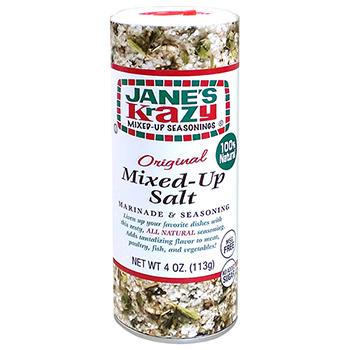 【FOOD de WINE】ジェーン クレイジーソルト 113g / 日本緑茶センター(JANE'S KRAZY MIXED UP SALT) 0ml