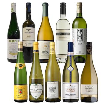 ソムリエ2次試験対策 白ワイン10本セット / AEON de WINE(Sommelier examination measures wine 10 bottle set) その他 7500ml