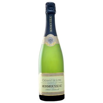 スパークリング ワイン モンムソー クレマン ド ロワール Brut / モンムソー(CREMANT DE LOIRE Brut) フランス 白泡 辛口 750ml