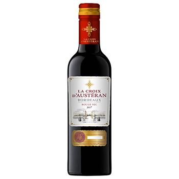 ワイン 【ハーフボトル】ラ・クロワ・ドステラン・ルージュ / ラ・クロワ・ド・ステラン(La Croix d'Austeran Rouge) フランス 赤 ミディアムボディ 375ml