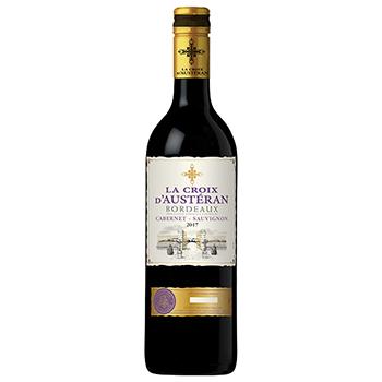 ワイン ラ・クロワ・ド・ステラン カベルネ・ソーヴィニヨン / ラ・クロワ・ド・ステラン(La Croix d'Austeran Cabernet Sauvignon) フランス 赤 ミディアムボディ 750ml
