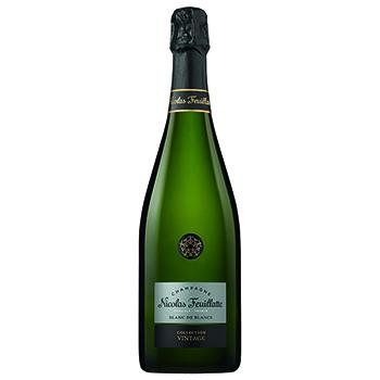 シャンパン スパークリング ワイン 2008 ニコラ・フィアット ブラン・ド・ブラン / ニコラ・フィアット(Nicolas Feuillatte BRUT BLANC..