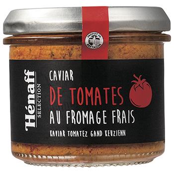 セール 【FOOD de WINE】エナフ トマトとチーズのスプレッド 90g / 日仏貿易(HENAFF Tomatos spread 90g) 0ml