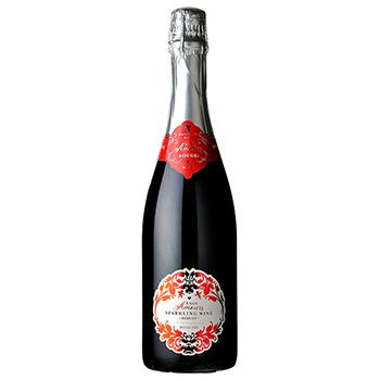 ワイン ア・ノス・アムール メルロー スパークリング / メゾン・デュ・ヴィニュロン(A Nos Amours Sparkling wine Merlot) フランス 赤泡 やや辛口 750ml
