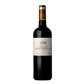 ワイン シャトー ブロンデル ルージュ(Chateau Brondelle Rouge) フランス 赤 ミディアムボディ 750ml