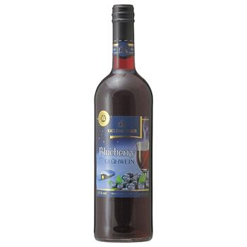 カトレンブルガー ブルーベリー グリューワイン / ドクター・ディムース(Katlenburger Blueberry Gluh Wein (Hot Wine)) ドイツ 甘口 750ml
