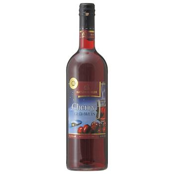 カトレンブルガー チェリー グリューワイン / ドクター・ディムース(Katlenburger Cherry Gluh Wein (Hot Wine)) ドイツ 甘口 750ml