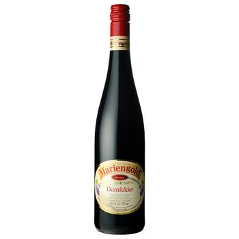 ワイン マリエンゴールド ドルンフェルター / マリエンゴールド(MARIENGOLD Dornfelder) ドイツ 赤 やや甘口 750ml