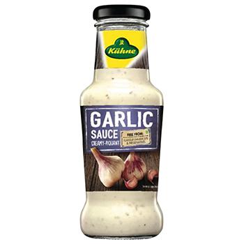 【FOOD de WINE】キューネ ガーリックソース 250ml / ウィングエース(Kuhne Garlic Sauce)