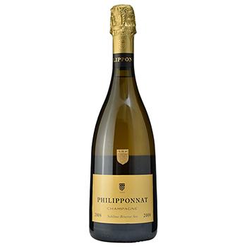 シャンパン スパークリング ワイン 2008 フィリポナ シュプリム・レゼルヴ・セック / フィリポナ ◎(PHILIPPONNAT SUBLIME RESERVE SEC 2008 ◎) フランス 白泡 甘口 750ml