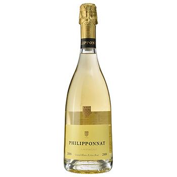 シャンパン スパークリング ワイン 2008 フィリポナ グランブラン・エクストラブリュット / フィリポナ ◎(PHILIPPONNAT GRAND BLANC EXTRA BRUT 2008 ◎) フランス 白泡 辛口 750ml