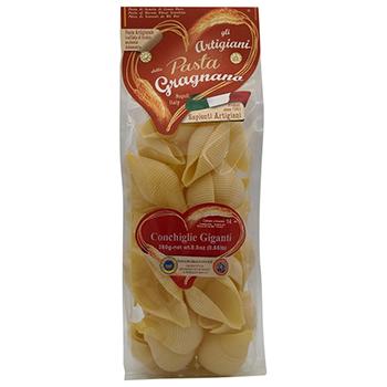 【FOOD de WINE】パシフィコカムス コンキリオーニ 250g / イオンリテール(Pasta Gragnano CONCHILIE) 0ml