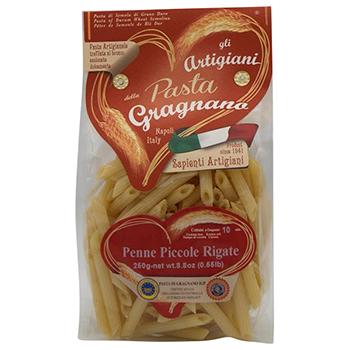 【FOOD de WINE】パシフィコカムス ペンネリガーテ 250g / イオンリテール(Pasta Gragnano PENNE PICCOLE RIGATE) 0ml