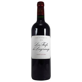 ワイン 2014 レ フィエフ ド ラグランジュ / シャトー・ラグランジュ(Les Fiefs de Lagrange 2014) フランス 赤 フルボディ 750ml