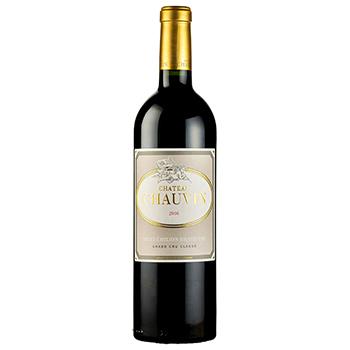 ワイン 2016 シャトー・ショーヴァン / シャトー・ショーヴァン ◎(Chateau CHAUVIN 2016 ◎) フランス 赤 フルボディ 750ml