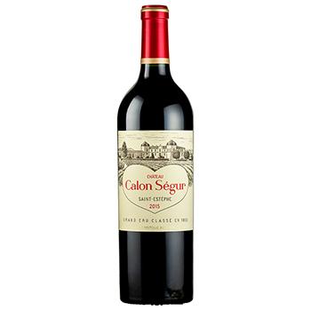 ワイン 2015 シャトー・カロンセギュール / シャトー・カロンセギュール ◎(Chateau Calon Segur Saint Estephe 2015 ◎ ) フランス 赤 フルボディ 750ml