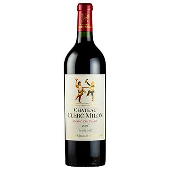 ワイン 2016 シャトー・クレール・ミロン / シャトー・クレール・ミロン ◎(Chateau CLERC MILON 2016 ◎) フランス 赤 フルボディ 750ml