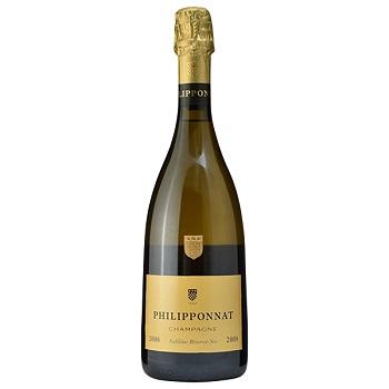 シャンパン スパークリング ワイン 2008 フィリポナ シュブリム・レゼルヴ・セック・ミレジム / フィリポナ(PHILIPPONNAT SUBLIME RES SEC MILLESIME 2008) フランス 白泡 やや辛口 750ml