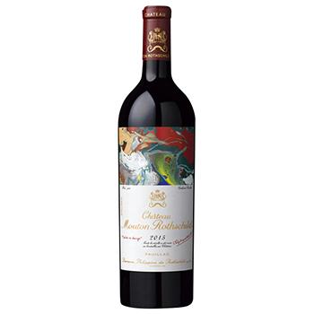 ワイン 2015 シャトー・ムートン・ロートシルト / シャトー・ムートン・ロートシルト(Chateau Mouton Rothschild 2015) フランス 赤 フルボディ 750ml