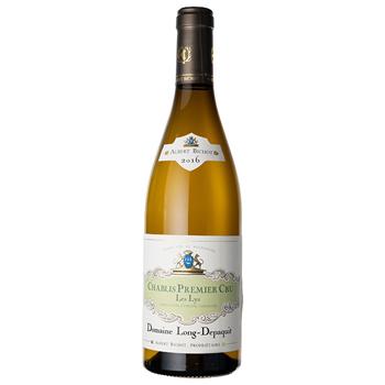 ワイン 2016 ドメーヌ・ロン・デパキ・シャブリ・プルミエ・クリュ レ・リス / ドメーヌ・ロン・デパキ(Domaine Long-Depaquit CHABLIS 1ER CRU LES LYS 2016) フランス 白 やや辛口 750ml