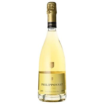 シャンパン スパークリング ワイン 2009 フィリポナ グラン・ブラン・ミレジム / フィリポナ(PHILIPPONNAT GRAND BLANC MILLESIME 2009) フランス 白泡 辛口 750ml