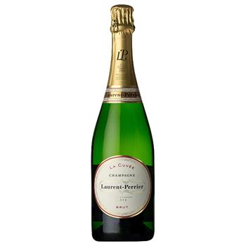シャンパン スパークリング ワイン 【箱付】ローラン・ペリエ ラ・キュベ・ブリュット / ローラン・ペリエ(LAURENT-PERRIER LA CUVEE) フランス 白泡 辛口 750ml
