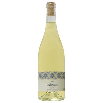 ワイン 2018 宝水デラウェア / 宝水ワイナリー(HOUSUI Delaware 2018) 日本 白 やや辛口 750ml