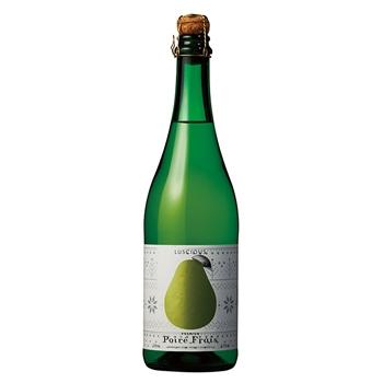スパークリング ワイン ラシャス ポワレフレッシュプレミアム / アレグレス(LUSCIOUS Poire Fresh) フランス 白泡 やや甘口 750ml