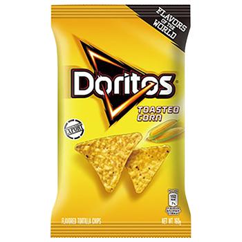 【FOOD de WINE】フリトレー ドリトス 塩味 160g / フリトレー(Doritos TOASTED CORN) 0ml