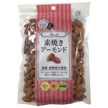 セール 【FOOD de WINE】素焼きアーモンド 230g / 共立食品(KYORITSU FOODS Almond) 0ml