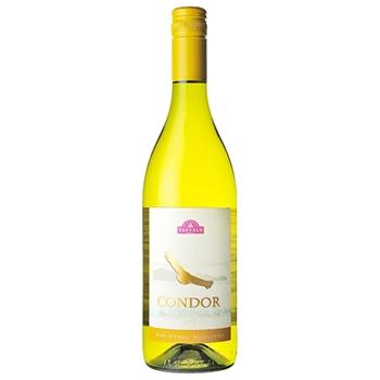 ワイン トップバリュ・コンドル・シャルドネ・セミヨン / トップバリュ(TOPVALU CONDOR) チリ 白 辛口 750ml