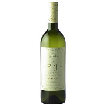 ワイン 2017 甲州シュールリー / ルミエール(Lumiere KOSHU Sur Lie 2016) 日本 白 辛口 750ml