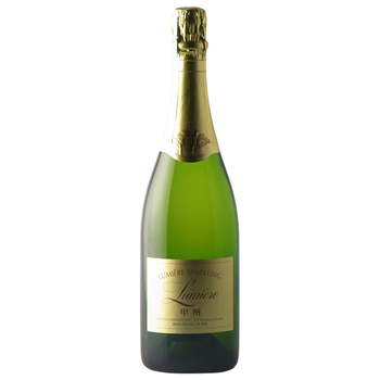 ワイン 2015 ルミエール・スパークリング 甲州 / ルミエール(Lumiere Sparkling Koshu 2015) 日本 白泡 辛口 750ml