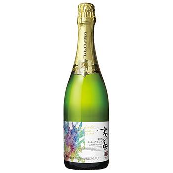 ワイン 2019 高畠新酒 スパークリング デラウェア / 高畠ワイナリー(TAKAHATA Nouveau Sparkling Delaware 2019) 日本 白泡 やや辛口 750ml