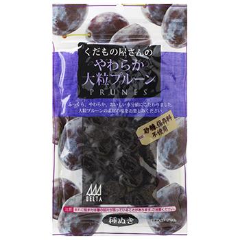 セール 【FOOD de WINE】くだもの屋さんの大粒やわらかプルーン 200g / デルタインターナショナル(Soft &Moist Prunes) 0ml