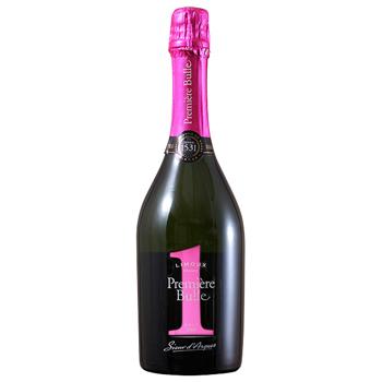 スパークリング ワイン プルミエール・ビュル / シュール・ダルク(Premiere Bull) フランス 白泡 辛口 750ml