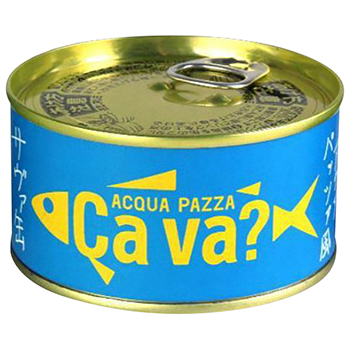 【FOOD de WINE】国産サヴァのアクアパッツァ風 170g / 岩手県産(Ca va? ACQUA PAZZA) 0ml