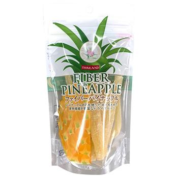 【FOOD de WINE】ファイバーパイナップル 120g / 龍屋物産(TATSUYA Fiber Pineapple) 0ml