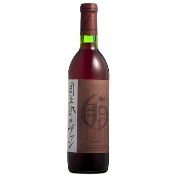 周五郎のヴァン / グレイスワイン(SYUGORO VIN GRACE WINE) 日本 赤 甘口 720ml