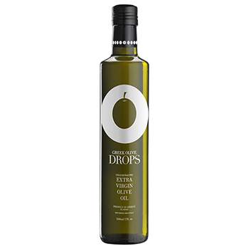 【FOOD de WINE】ドロップス エキストラバージン オリーブオイル 458g / イオンリテール(GREEK OLIVE DROPS EXTRA VIRGIN OLIVE OIL) 0ml