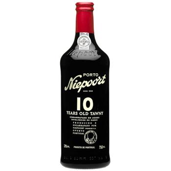 ワイン トゥニーポート・10年 /ニーポート(TAUNY PORT 10 YEARS OLD) ポルトガル 赤 甘口 750ml