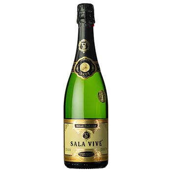 スパークリング ワイン サラ・ビベ・ブリュット / サラ・ビベ(SALA VIVE BRUT) その他 白泡 辛口 750ml