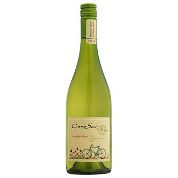 ワイン コノスル オーガニック ソーヴィニヨンブラン / コノスル(Cono Sur Organic sauvignon Blanc) チリ 白 やや辛口 750ml