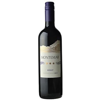 ワイン モンテマール メルロー / アレスティ(MONTEMAR MERLOT) チリ 赤 ライトボディ 750ml