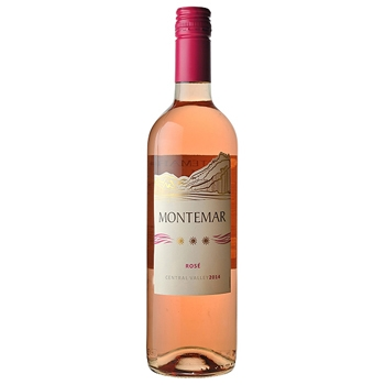 ワイン モンテマール ロゼ / アレスティ(MONTEMAR ROSE) チリ やや辛口 750ml