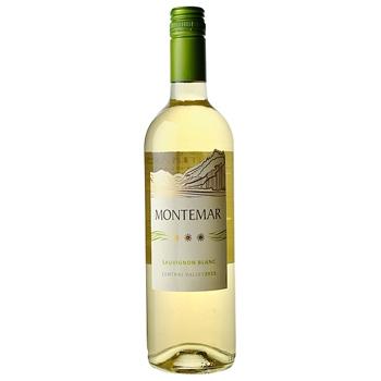 ワイン モンテマール ソーヴィニヨン・ブラン / アレスティ(MONTEMAR SAUVIGNON BLANC) チリ 白 辛口 750ml