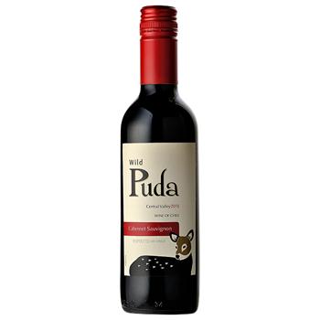 ワイン 【ハーフボトル】プダ カベルネソーヴィニヨン ハーフ / アレスティ(PUDA Cabernet Sauvignon) チリ 赤 ミディアムボディ 375ml