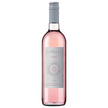 ワイン コラーレ・ロゼ / コラーレ(CORALE ROSE) イタリア やや辛口 750ml